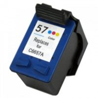 Compatible HP 57 (C6657AE)