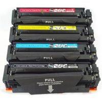Compatible HP 410X - CF412X