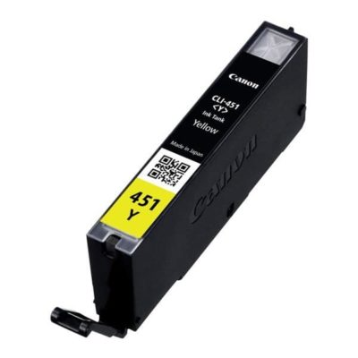 Compatible Canon CLI-451XL Yellow