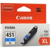 Canon CLI-451XL Cyan