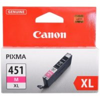 Canon CLI-451XL Magenta