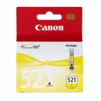 Canon CLI-521 Yellow
