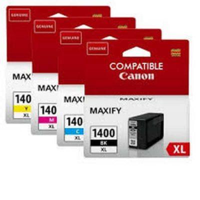 Compatible Canon PGI-1400XL Yellow