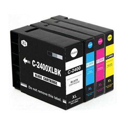 Compatible Canon PGI-2400XL Yellow