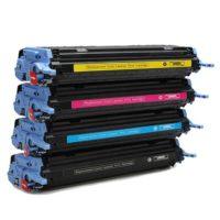 Compatible HP 124A - Q6002A