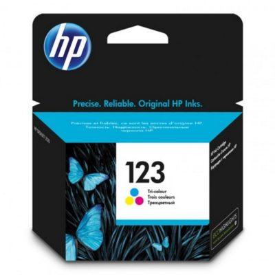 HP 123 Tri-colour