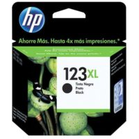 HP 123XL Black