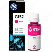 HP GT52 Magenta Ink Bottle