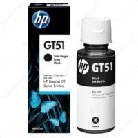 HP GT51 Black Ink Bottle