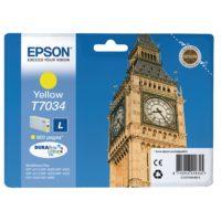 Epson T7034 Yellow