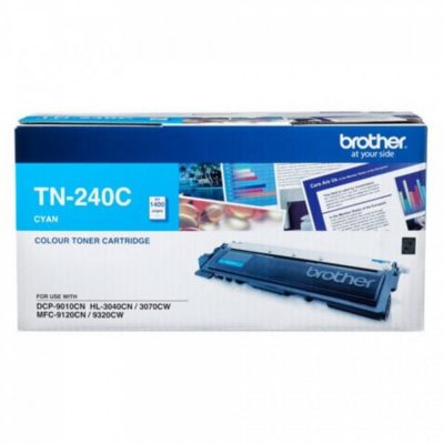 Brother TN240C Cyan