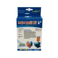 HP 22 / 22XL / 28 / 57 Tri-Colour Refill Kit