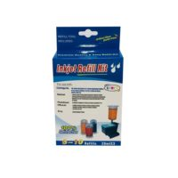 HP 121 / 121XL / 122/ 122XL / 901XL Tri-Colour Refill Kit