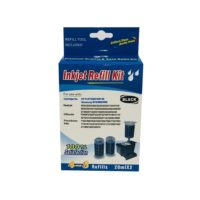 HP 121 / 121XL / 122 / 122XL / 901XL Black Refill Kit