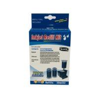 HP 121 / 121XL / 122 / 122XL / 901XL Black Refill Kit