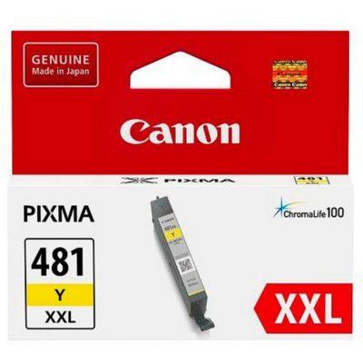 Canon CLI-481 Y XXL