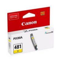 Canon CLI-481 Y
